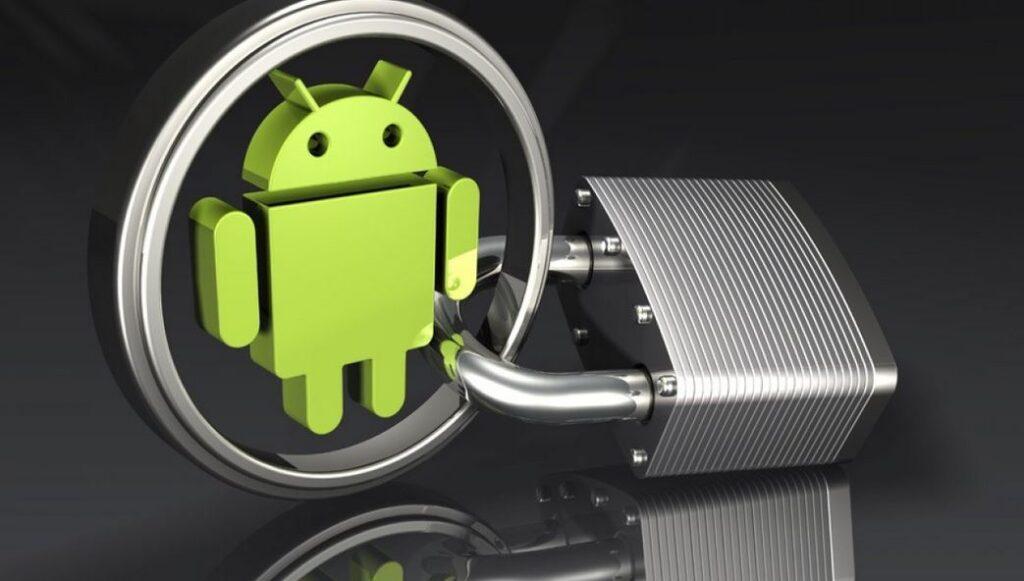 seguridad android movil