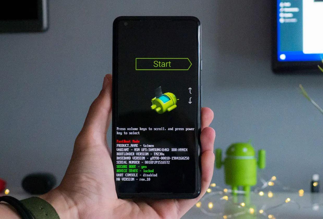 telefono android rooteado